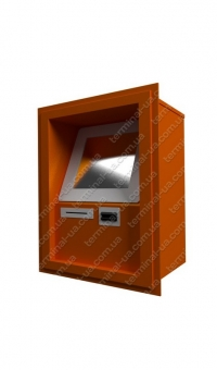 """Корпус терминала - платежный терминал """"Встраиваемый"""" одномониторный"""